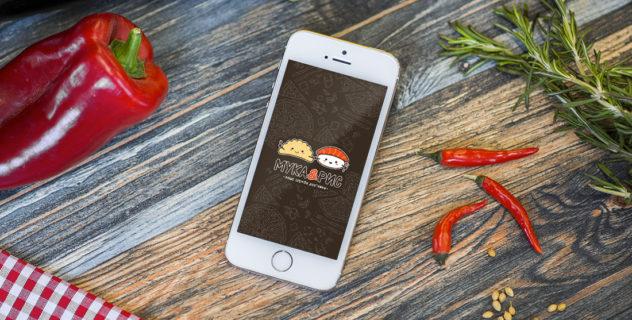 Мука и рис — Мобильное приложение